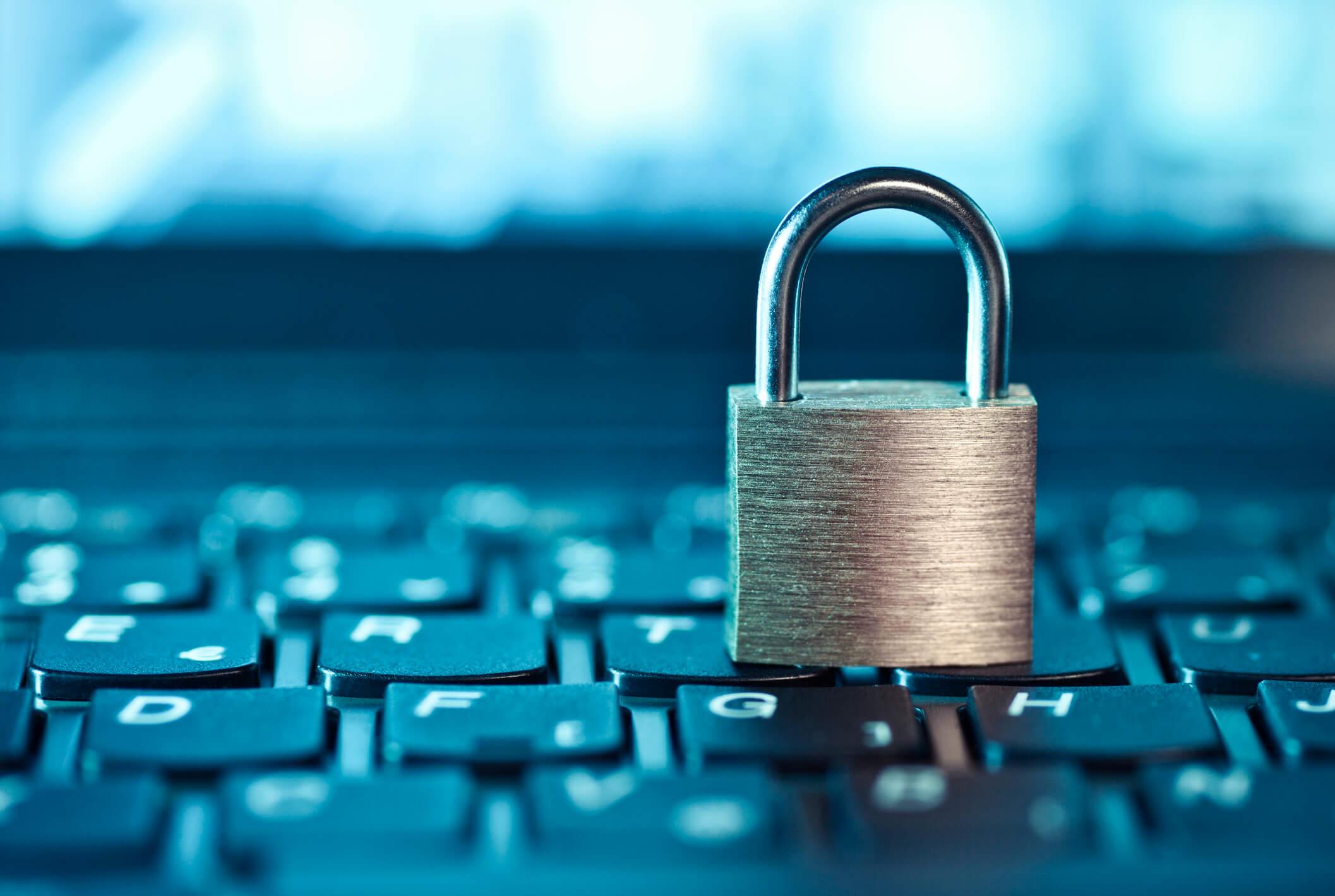 segurança de dados na internet